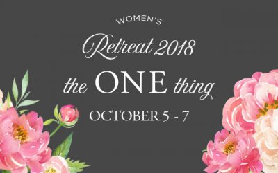 Women's Retreat 2018