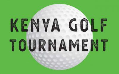 2019 Kenya Golf Tournament